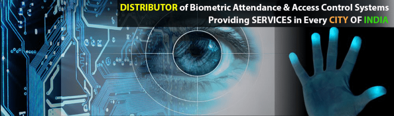 Biometric Time Attendance Machine Gurgaon Distributor