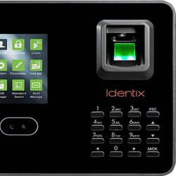 MB200 Identix Face and finger Time Attendance Machine