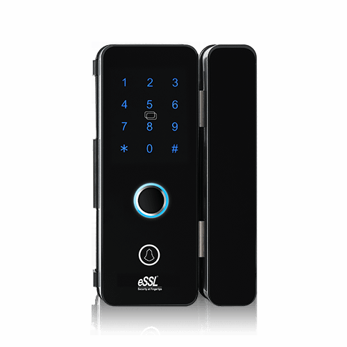 Glass Door Fingerprint Password Lock