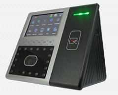Face attendance Machine with finger