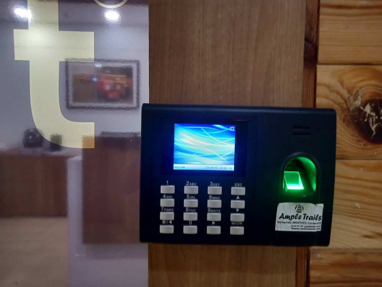 eSSL K30 Biometric Attendance Machines