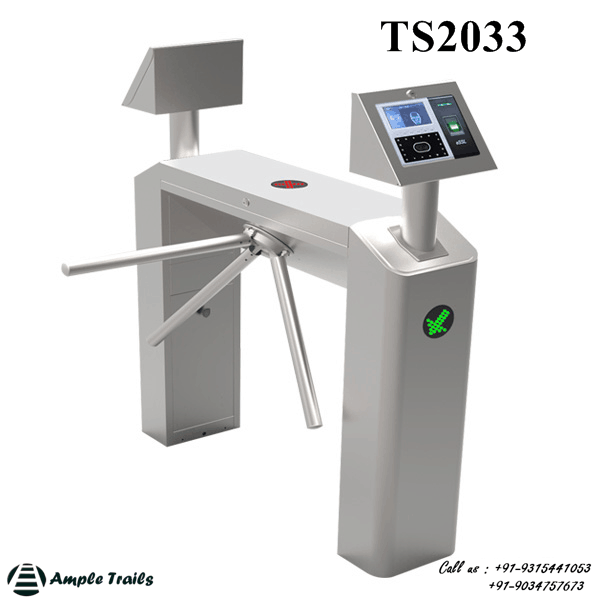Biometric Time Attendance machine with Access Control for Factories